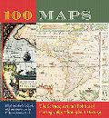 100 Maps The Science, Art And Politics Of Cartography Throughout History