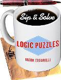 Sip & Solve Logic Puzzles
