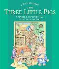 Three Little Pigs A 3-Dimensioal Fairy-Tale World