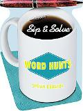 Sip & Solve Word Hunts