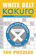 White Belt Kakuro 150 Puzzles