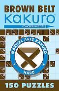 Brown Belt Kakuro 150 Puzzles