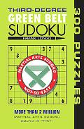 Third-Degree Green Belt Sudoku