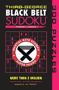 Third-Degree Black Belt Sudoku