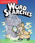A Little Giant Book: Word Searches