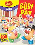 MR. POTATO HEAD's Busy Day (Storytime Stickers Series)