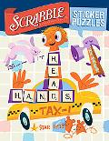 SCRABBLE: Sticker Word Puzzles