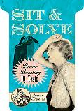 Sit & Solve Brain-Boosting IQ Tests (Sit & Solve Series)