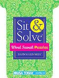 USA TODAY Sit & Solve Word Search Puzzles (Sit & Solve Series)