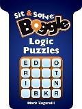 Sit & Solve BOGGLE Logic Puzzles (Sit & Solve Series)