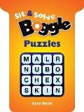 Sit and Solve BOGGLE Puzzles