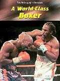 World-Class Boxer