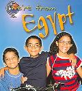 We're from Egypt