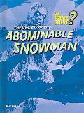 Mystery of the Abominable Snowman