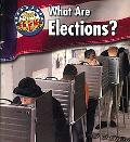 What Are Elections?