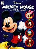 Mickey Mouse and All His Friends - Dalmatian Press - Paperback