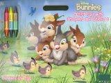 Disney Bunnies: Bunnies at Play! Artist Pad with Crayons and Stickers