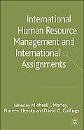 International Human Resource Management and International Assignments
