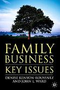 Family Business Key Issues