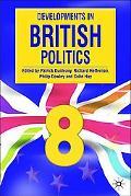 Developments in British Politics 8