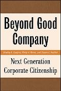 Beyond Good Company Next Generation Corporate Citizenship