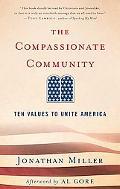 Compassionate Community Ten Values to Unite America