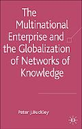 Multinational Enterprise And the Globalization of Knowledge