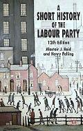 Short History of the Labour Party