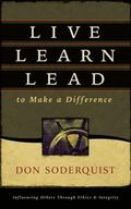 Live Learn Lead to Make a Difference
