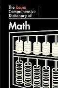 Rosen Comprehensive Dictionary of Math