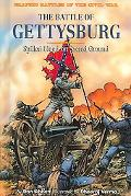 Battle of Gettysburg Spilling Blood on Sacred Ground