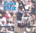 David Ortiz Baseball Star