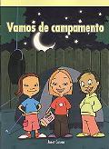 Vamos de campamento/ Camping with Colleen (Lecturas Del Barrio) (Spanish Edition)