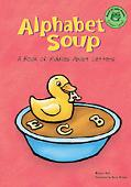Alphabet Soup A Book of Riddles About Letters