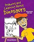Drawing and Learning About Dinosaurs Using Shapes and Lines