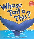Whose Tail Is This? A Look at Tails - Swishing, Wiggling, and Rattling