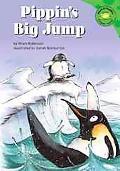 Pippin's Big Jump
