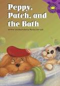 Peppy, Patch, and the Bath