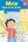 Max Goes to the Barber (Read-It! Readers)