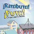 Rambum! Pum! Un Libro Sobre Tormentas / a Book About Thunderstorms