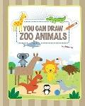You Can Draw Zoo Animals