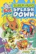 Super Hero Splash Down (Dc Super-Pets)