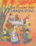 Pilgrims' First Thanksgiving
