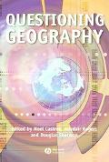 Questioning Geography Fundamental Debates