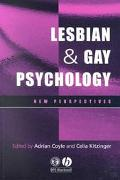 Lesbian and Gay Psychology New Perspectives
