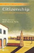 Citizenship A Concise Introduction
