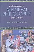 Introduction to Medieval Philosophy