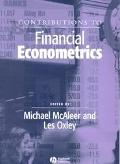 Contributions to Financial Econometrics Theoretical and Practical Issues