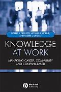 Knowledge at Work Creating Collaboration in the Global Economy