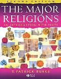 Major Religions An Introduction With Texts